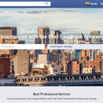 Facebook Taking on Yelp & Angie's List Head on